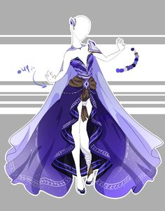 .::Outfit Adoptable 51(OPEN)::. by Scarlett-Knight.deviantart.com on @DeviantArt