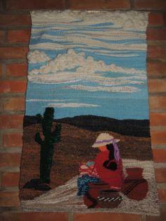 Weaving Textiles, Weaving Patterns, Tapestry Weaving, Loom Weaving, Hand Weaving, Tear, Rug Hooking, African Art, Art Forms