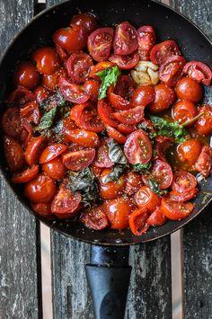 Post image for Best of Italian Flavors in a Simple Dish: Piennolo Tomato Sauce @Dani I FoodrecipesHQ