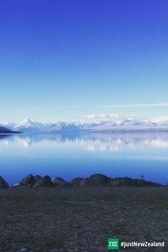 New Zealand's stunning South Island! #nz #newzealand #southisland #mustdo #JustNewZealand