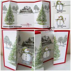 Et voilà on y est !C'est Noël ! Que dire de plus ? Ah si ! J'espère que vous serez un peu.... beaucoup, ou monstrueusement gâtées !...