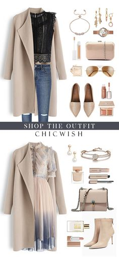 Classy Outfits, Chic Outfits, Winter Outfits, Fashion Outfits, Womens Fashion, Hijab Fashion, Fashion Tips, Looks Chic, Looks Style