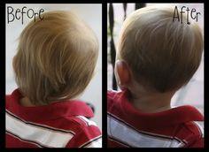 first haircut ideas                                                                                                                                                                                 More