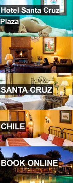 Hotel Hotel Santa Cruz Plaza in Santa Cruz, Chile. For more information, photos, reviews and best prices please follow the link. #Chile #SantaCruz #HotelSantaCruzPlaza #hotel #travel #vacation