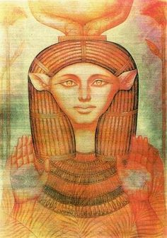 Hathor - The Holy Cow