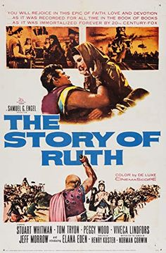 The Story Of Ruth Movie Inspired by the scriptural tale. Moabitess priestess Ruth is drawn both to a Judean man and to his talk of a forgiving God. After tragedy strikes, she begins a new life in Bethlehem. Two Movies, 2015 Movies, Famous Movies, Action Movies, Movies To Watch, Movies And Tv Shows, Tv Series Online, Tv Shows Online, Movies Online