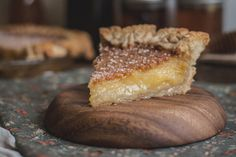 You have to try this Salted Rose Honey Pie.