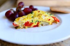 I done came home from church yesterday and done made myself a dang frittata! Marlboro Man had taken the girls to the big city to a soccer game, and since the boys had had a big breakfast, they were…