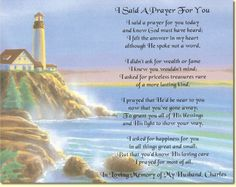 In Loving Memory Poems for a Friend | ... poem to create a special keepsake in loving memory memorial poems