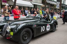 Jeremy Irons at 1000 miglia 2014 by Daniele Marzocchi on 500px