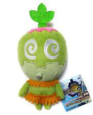 "Monster Hunter 3G - CHA CHA 7"" Plush character CAPCOM Japan Banpresto 2012 RARE"