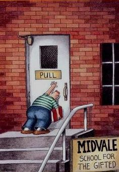 One of my favorite Farside cartoons ever!!!