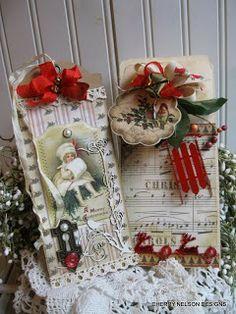 Riddersholm Design: Christmas Caroling..........
