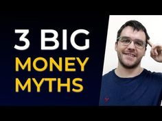 3 Big Money Myths That Keep People Struggling Financially Free Facebook, Today Episode, Big Money, Master Class, People, Youtube, People Illustration, Youtubers, Folk