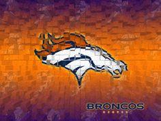 bronco football logos | ... 1024x768 » Sport » denver broncos football logo hd desktop wallpaper