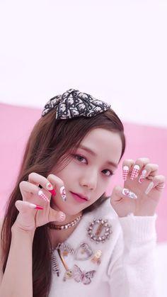 Blackpink Jisoo, Blackpink Jennie, Yg Entertainment, K Pop, Funny Face Photo, J Hope Smile, Divas, Lisa Blackpink Wallpaper, Cream Wallpaper