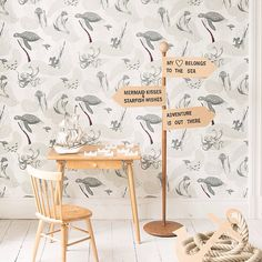 Hey look! We just launched a new wallpaper collection together with @photowall_sweden  Lovely styling and photocredits to @sofiaatmokkasin  #miniempire #galapagos #wallpaper #photowall #photowall_sweden #miniempirecollaboration