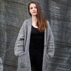 Kate coatigan
