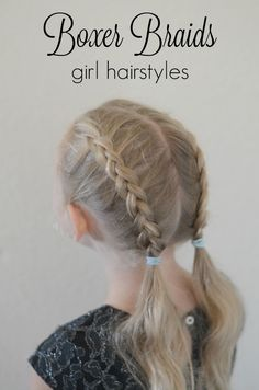Easy Back-to-School Hair-Braid Tutorials - | The Shopping MamaThe Shopping Mama