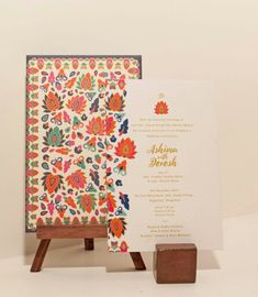 Indian Wedding Invitations 2016 by ArtsyDesignCo                                                                                                                                                                                 More
