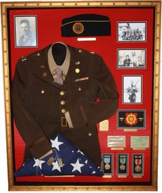 Considering this after I retire in May 2014. Frame of Honor - Military Display Cases Honoring Marines, Army, Navy, Air Force, Coast Guard and Veterans of all Wars.