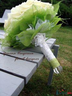 Фото 415012 в коллекции Белая свадьба в Ше Веро. - Флорист-декоратор Янина Венгерова