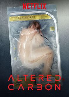 """Check out """"Altered Carbon"""" on Netflix"""