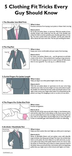 If you're buying a suit, you should definitely try these ~quirky~ tricks. | 25 Life-Changing Style Charts Every Guy Needs Right Now fitness motivation, #healthy #fitness #fitspo