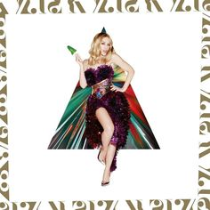 Kylie Minogue Unveils 'Snow Queen Edition' Of 'Kylie Christmas'  http://celebratekylie.com/2016/11/02/kylie-minogue-unveils-snow-queen-edition-of-kylie-christmas/