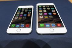 Hands on with the iPhone 6 & iPhone 6 Plus . Tips&tricks
