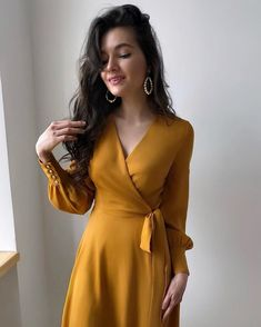 Best Ways To Style Your Outfits - Fashion Trends Simple Dresses, Elegant Dresses, Cute Dresses, Vintage Dresses, Beautiful Dresses, Casual Dresses, Muslim Fashion, Modest Fashion, Hijab Fashion