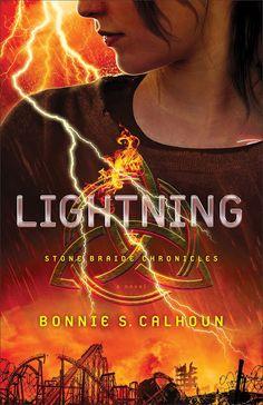 Lightning (Stone Braide Chronicles, Bk 2) by Bonnie S Calhoun @revellbooks {Dystopian Romance Review} #fcblogger