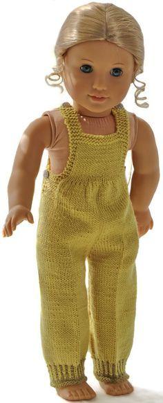 Modele a imprimer tricot pour poupee