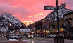Frisco Colorado - OKAy more of a sunset