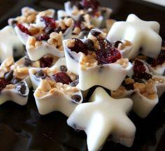 Конфетки :) Растопите молочный шоколад,... / Праздники / Новогоднее Меню / Pinme.ru / Катерина