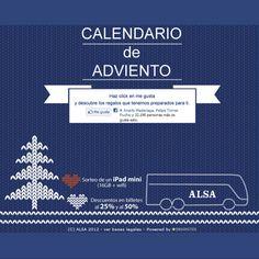 Calendario de Adviento para Alsa
