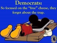 Truth, you would think that after having democrats running major cities in the USAfor YEARS and they are still are rundown, full of violence and in poverty, people would realize, they should try a different way