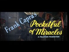 Pocketful of miracles movie title