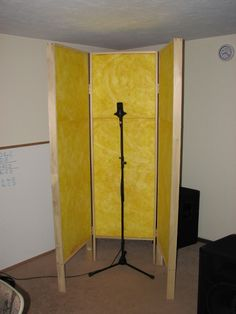 DIY GOBO / Vocal Booth