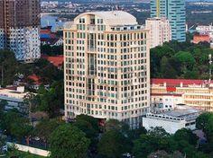 Văn phòng trọn gói giá rẻ Saigon Tower