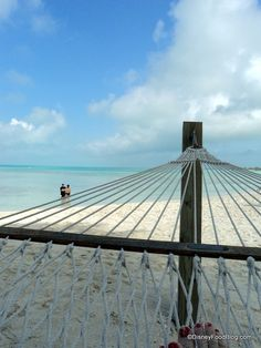 Over on Disneys Castaway Cay  a private Bahamian island reserved for use only by Disney cruise guests  theres a little adults-only section called Serenity Bay. You have to take two trams to get there, but boy is it worth it! cherishedcook