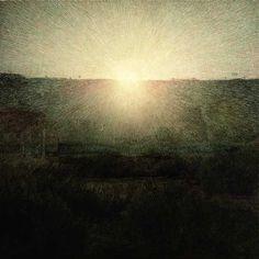 Giuseppe Pellizza da Volpedo - The Sun (Rising Sun) 1904.