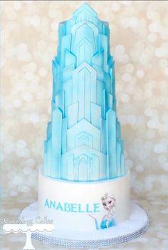 Cake by Cuteology | Disney's Frozen Cake