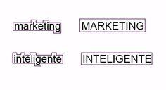 Marketing Inteligente: ¿Cómo lee la gente Marketing Digital, Blog, Company Logo, Math Equations, Blogging