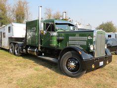 peterbilt trucks | Vintage Peterbilt Truck | Flickr - Photo Sharing!