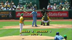 A's throwback broadcast