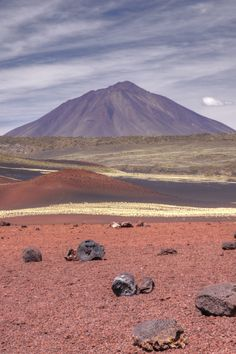 Volcan Payen Liso- Payunia - Malargue - Mendoza - Argentina