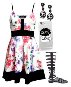 """Springtime in Amsterdam"" by maddiethegood on Polyvore"