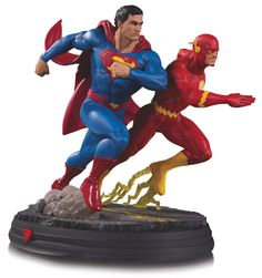 What does DC Collectibles have up its sleeves for March 2018? Check out the latest solicitations featuring the Joker, Superman, and the Flash!