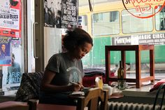 GIVE ME FIVE: NITA'S FAVOURITE COFFEE SHOPS
